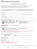 Expedited Request By Fax Cover Sheet Form