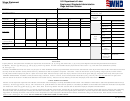 Form Wh-501 - Wage Statement - U.s. Department Of Labor Employment Standards Administration Wage And Hour Division