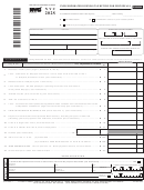 Form Nyc 202s - Unincorporated Business Tax Return For Individuals - 2008