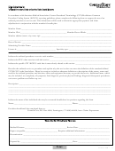 Claim Submission For Unlisted Procedure Code Or Service Code Special Report Form - Connecticut Claims Department