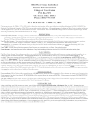 Instructions For Form W-2 - Income Tax Declaration - 2007
