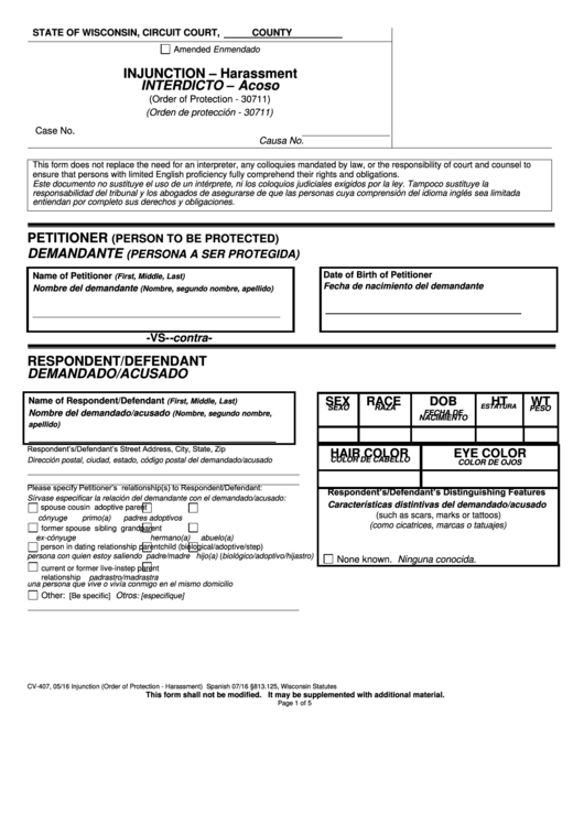 top 42 wisconsin circuit court forms and templates free to download in pdf format