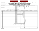 Form Att-24 Schedule E - Schedule Of Cigars, Little Cigars, And Loose And Smokeless Tobacco Sold/transferred From Non-georgia Inventory To Outside Of Georgia