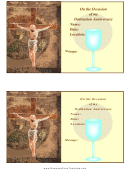 Ordination Certificate Template (brown Jc)