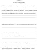 Employee Complaint Process - Step I Initial Employee Complaint Form