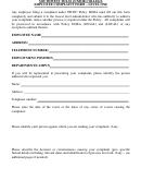 Southwest Texas Junior College Employee Complaint Form - Level One