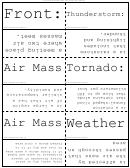 Flash Card Template