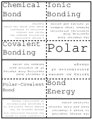 Chemistry Flash Card Template