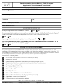 Form 14204 - Tax Counseling For The Elderly (tce) Program Application Checklist And Transmittal - 2011