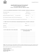 Form Rp-7021 - Utility Advisory Appraisal Request Form