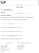 Form Cr2e070 - Statement Of Dissolution For Partnership