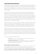 Form Mv-594 - South Dakota Importer And Exporter Tax Return