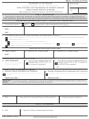 Form Ttb F 5100.16 - Application For Transfer Of Spirits And/or Denatured Spirits In Bond