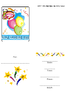 18th Birthday Party Invitations Template