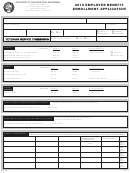 Employee Benefit Enrollment Application Form - Department Of Insurance & Risk Management - 2016