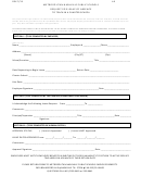 Form L-8 - Request For Leave Of Absence To Teach In A Charter School