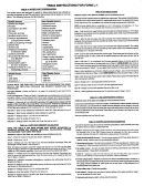 Form L-1 Instructions