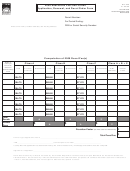 Form Dr-248 - Alternative Fuel Use Permit Application, Renewal, And Decal Order Form - 2009