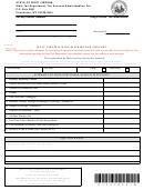 Wine Distributor's Report Form
