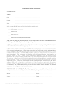 Lead Based Paint Addendum Form - Nc Real Estate Commission