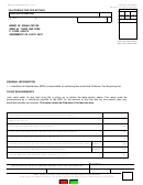 Form Boe-501-tf - California Tire Fee Return - Board Of Equalization - California