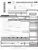 Form Nyc-4s - General Corporation Tax Return - 2008