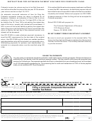 Form Dr 0158n - 2010 Payment Voucher For Extension Of Time For Filing A Colorado Composite Nonresident Income Tax Return - Colorado Department Of Revenue