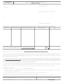 Form 668-a - Notice Of Levy