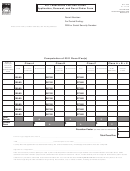 Form Dr-248 - Alternative Fuel Use Permit Application, Renewal, And Decal Order Form - 2011