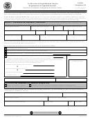 Formulario I-9 - Verificacion De Elegibilidad De Empleo Departamento De Seguridad Nacional