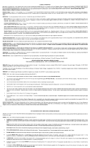 Employer's Contribution Report Instructions - Department Of Job And Family Services