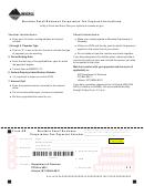 Form-sb - Montana Small Business Corporation Tax Payment Voucher