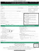 Form Retef14 - Retiree Health Benefits Enrollment And Change Form - 2015