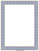 Document Border Template