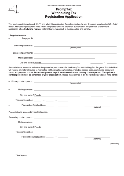 11 Nys Withholding Form Templates free to download in PDF, Word ...