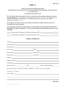 Form Rpg-a1-97- Application For Registration Mississippi State Board Of Registered Professional Geologists