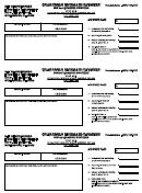 Quarterly Estimated Payment Form - Springfield - Ohio