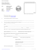 Notice Of Cancellation Form Of Assumed Business Name Or Limited Liability Partnerships - Montana - 2009