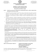 Form Cf: 0034 - Articles Of Dissolution Non Profit Corporation - 2007