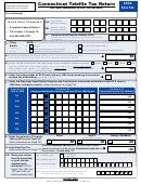 Connecticut Telefile Tax Return Form - 2002