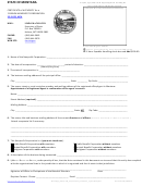 Form 35-2-822, Mca - Certificate Of Authority For A Foreign Nonprofit Corporation - Secretary Of State Of Montana - 2015