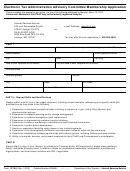 Form 13768 - Electronic Tax Administration Advisory Committee Membership Application
