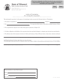 Form Corp. 60a - Articles Of Termination Form For A Nonprofit Corporation, Form 943 - Request For Tax Clearance