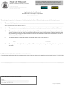 Form Corp. 48 - Application For Certificate Of Withdrawal Of Foreign Corporation - 2005