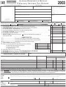Form 41 - Fiduciary Income Tax Return - 2003