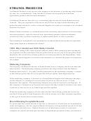 Dor/dmv Form 592 - Ethanol Producer Return - 2009