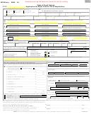 Sd Eform 0864 V5 - Application For Motor Vehicle Title & Registration