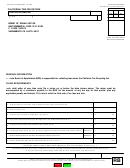 Form Boe-501-t - California Tire Fee Return