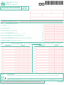 Form Su-451 - Sales And Use Tax Return - Vermont Department Of Taxes