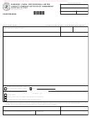 Form Sfn 58703 - Business / Farm / Professional Limited Liability Company Articles Of Amendment